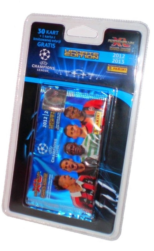UEFA CHAMPIONS LEAGUE   2012 13 Adrenalyn XL    UPDATE EDITION