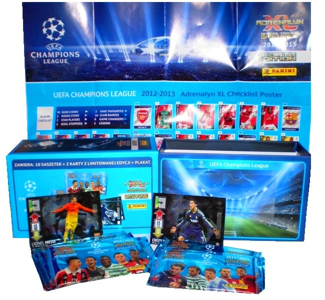 Nygus Sklep Nazwa Pl Karty Uefa Champions League Nowy